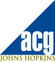 John Hopkins ACG logo