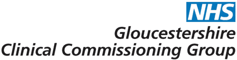 NHS Gloucester CCG logo
