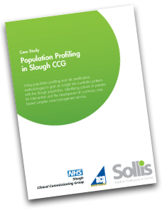 Population Profoling at Slough CCG