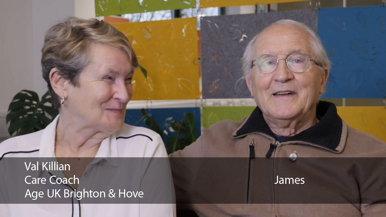 Val and James - Proactive Care New Care Models