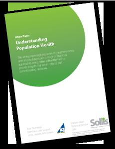 Understanding Population Health White Paper
