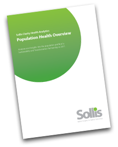 STP Population Health Overview cover